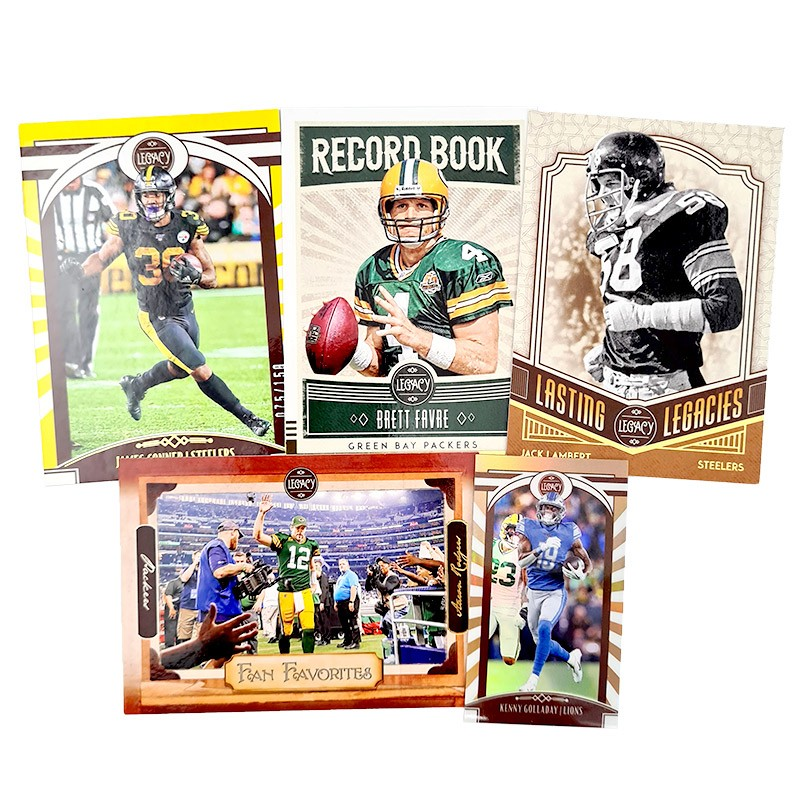 NFL Legacy Cards