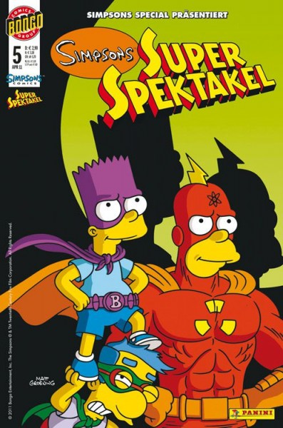 Simpsons: Super Spektakel 5