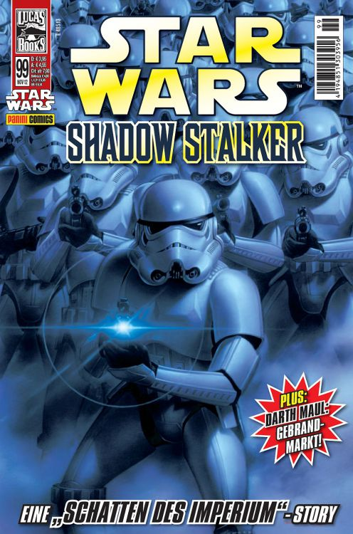 Star Wars 99: Shadow Stalker