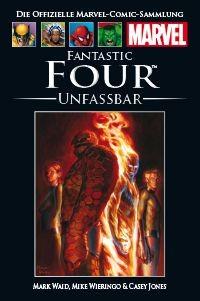 Hachette Marvel Collection 43: Fantastic Four - Unfassbar