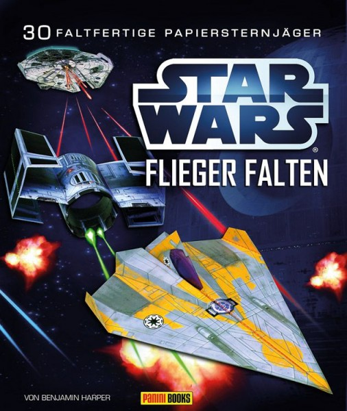 Star Wars: Flieger Falten