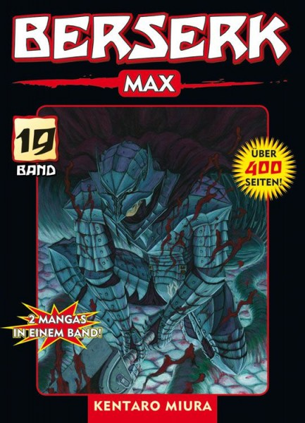 Berserk Max 19