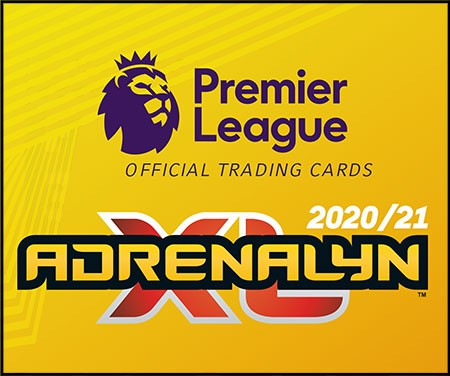 Panini Premier League Official Trading Cards Adrenalyn XL 2020/21