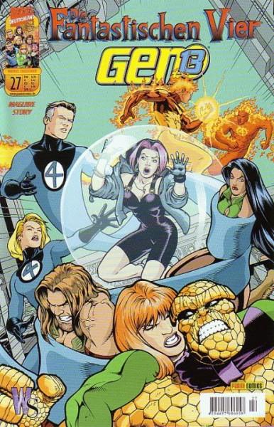 Marvel Crossover 27: Die Fantastischen Vier/Gen 13