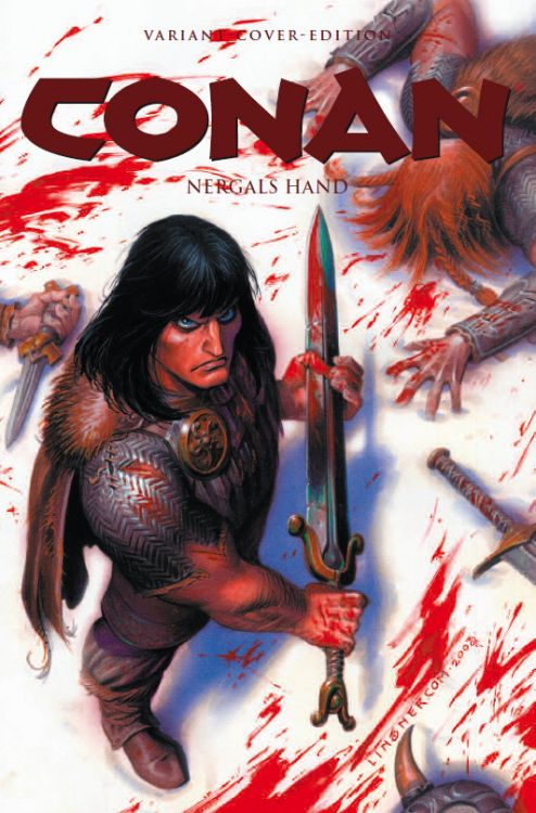 Conan 11 Variant - Comic Action 2009