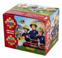 Feuerwehrmann Sam Stickerkollektion Box