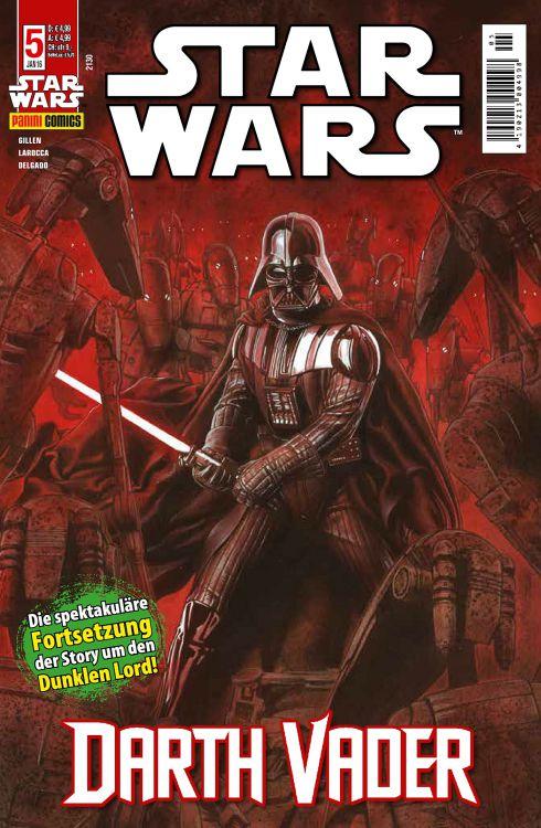 Star Wars 5: Darth Vader 2 -...