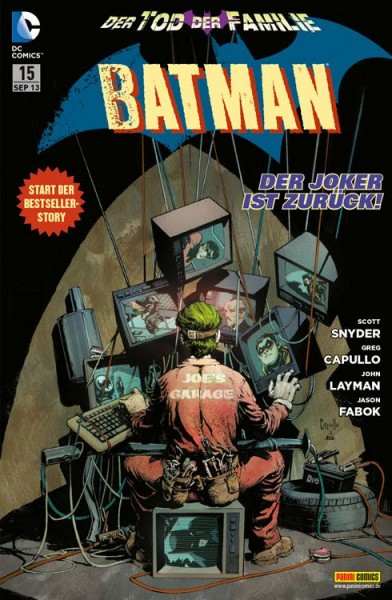 Batman 15 (2012)