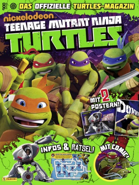 Teenage Mutant Ninja Turtles - Magazin 6
