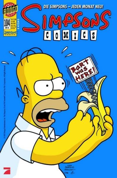 Simpsons Comics 104