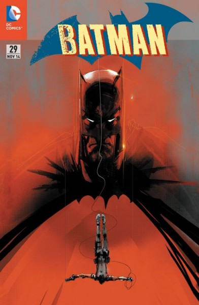 Batman 29 (2012) Variant (75 Jahre Batman) - Comic Action 2014