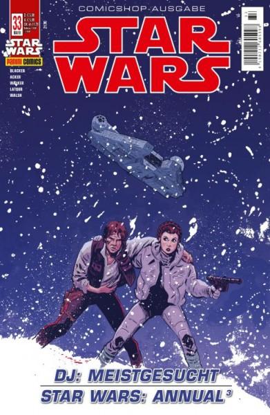 Star Wars 33 - DJ - Meistgesucht! - Comicshop-Ausgabe