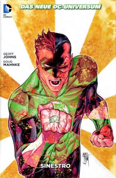 Green Lantern 1 - Sinestro Hardcover