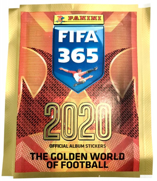 Panini FIFA 365 2020 Stickerkollektion – Tüte
