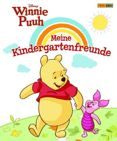 Disney: Winnie Puuh - Meine Kindergartenfreunde