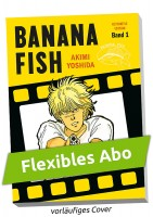 Flexibles Abo – Banana Fish: Ultimative Edition