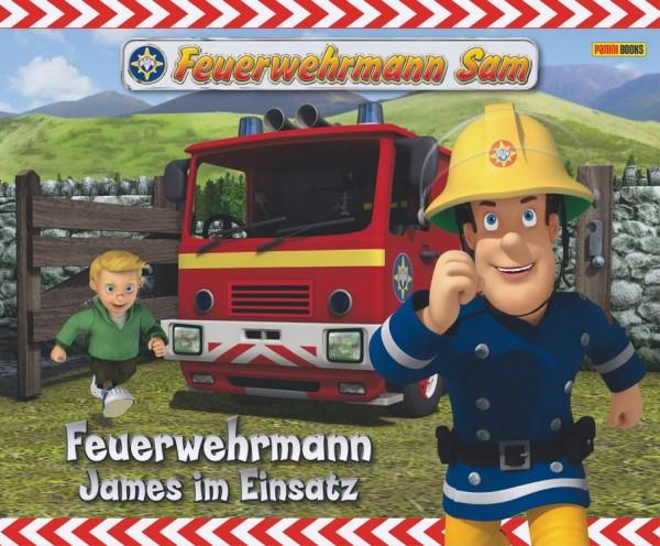 Feuerwehrmann Sam5 - Feuerwehrmann James im Einsatz