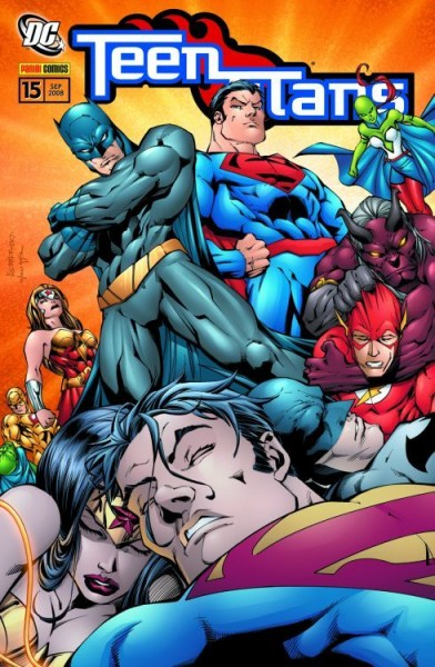 Teen Titans Sonderband 15: Titans von Morgen