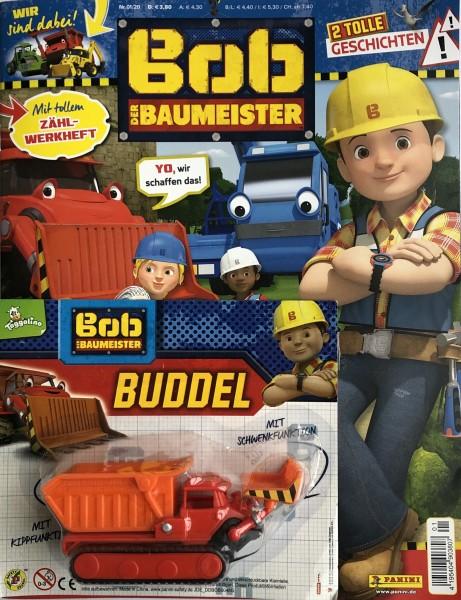 Bob der Baumeister Magazin 01/20