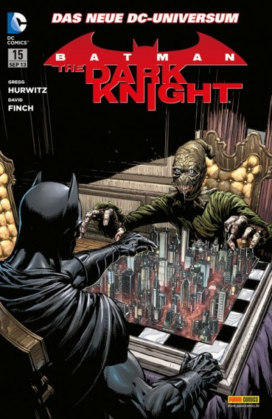Batman: The Dark Knight 15