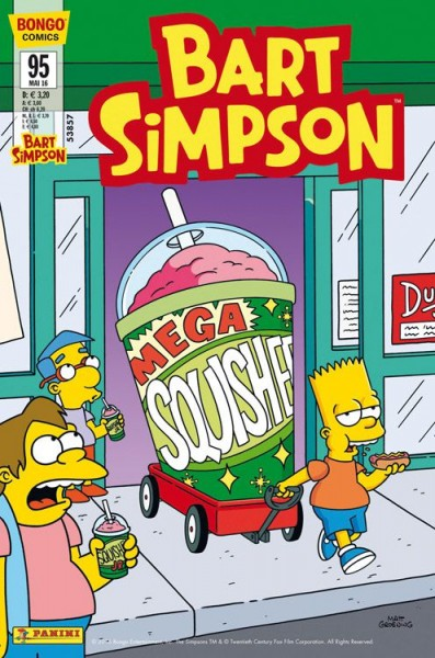 Bart Simpson Comics 95