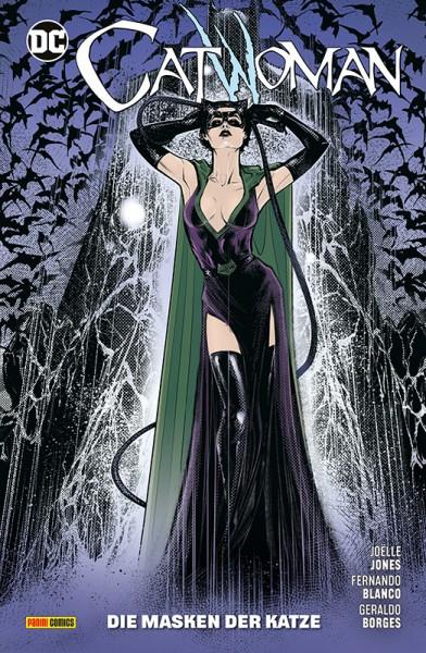 Catwoman 3  Die Masken der Katze Cover