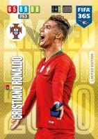 Panini FIFA 365 Adrenalyn XL 2020 Kollektion – LE-Card Cristiano Ronaldo