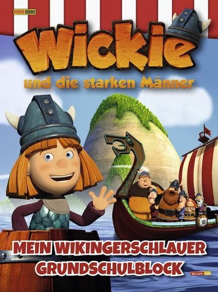 Wickie und die starken Männer - Mein wikingerschlauer Grundschulblock