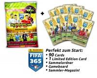 Panini FIFA 365 Adrenalyn XL 2021 Kollektion – Starter-Bundle