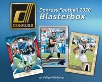 NFL 2020 Donruss Football Trading Cards - Blasterbox