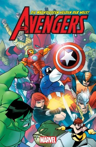 Avengers - TV-Comic 2