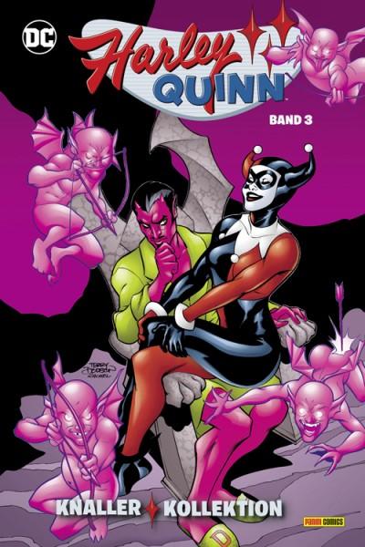 Harley Quinn: Knaller-Kollektion 3 Hardcover