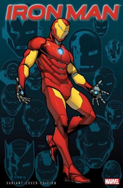 Iron Man 5 Variant - Vienna Comic Con