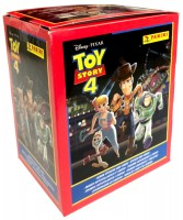 Disney Toy Story 4 - Sticker- und Sammelkarten-Box