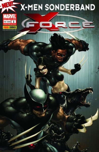 X-Men Sonderband: X-Force 1