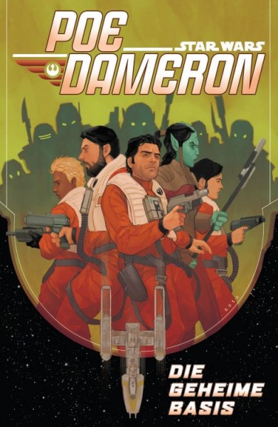 Star Wars Sonderband 102: Poe Dameron - Die geheime Basis