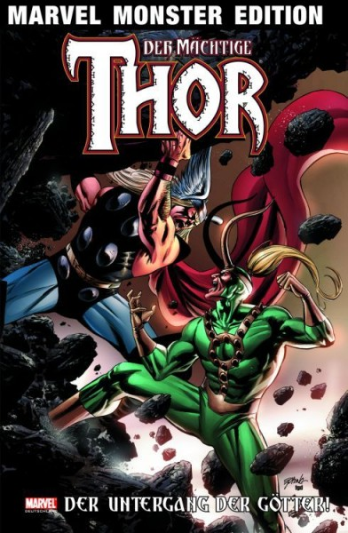 Marvel Monster Edition 17: Thor