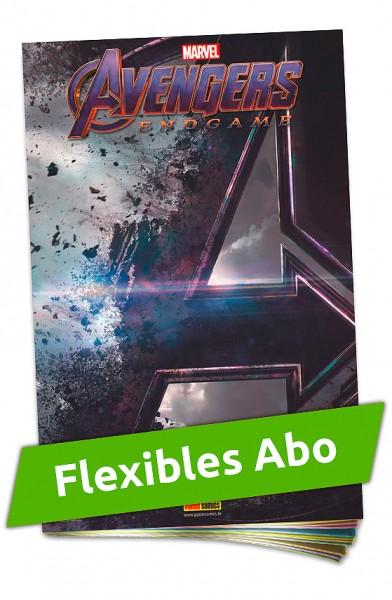 Flexibles Abo - Marvel Movie Prequels