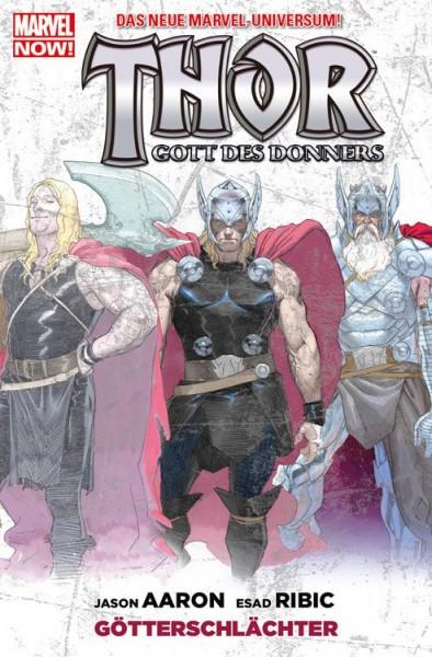 Thor: Gott des Donners 1 - Variant Comic Action 2013