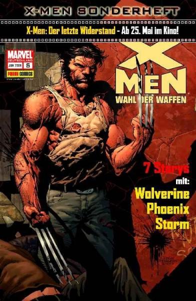 X-Men Sonderheft 5: X-Men - Wahl der Waffen