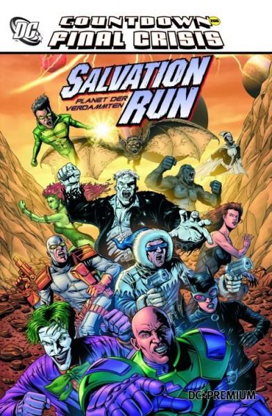 DC Premium 58: Salvation Run