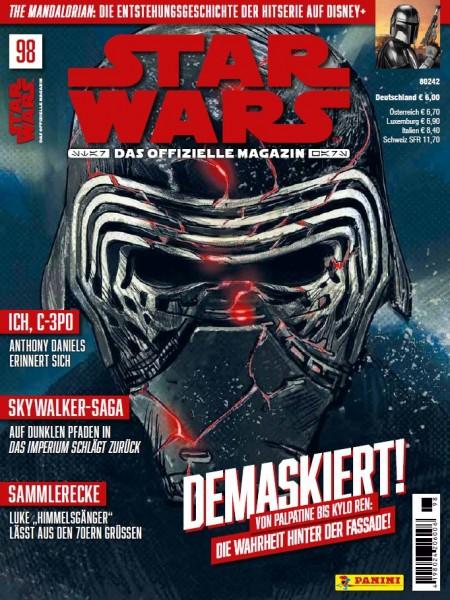 Star Wars: Das offizielle Magazin 98