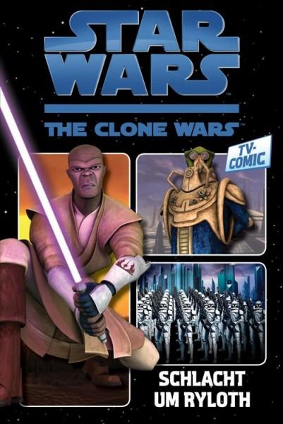 Star Wars: The Clone Wars TV-Comic 2 - Schlacht um Ryloth