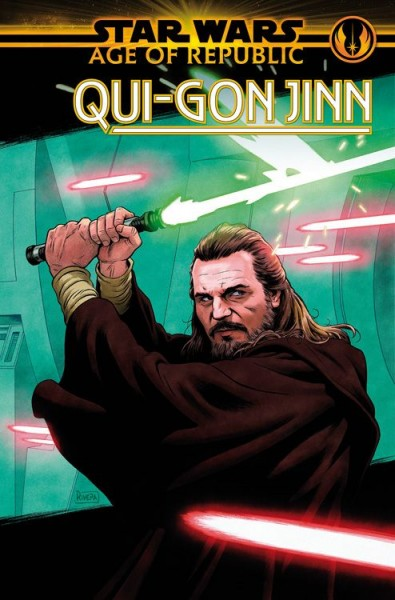 Star Wars 50: Age of Republic: Darth Maul & Qui-Gon Jinn - Comicshop Ausgabe