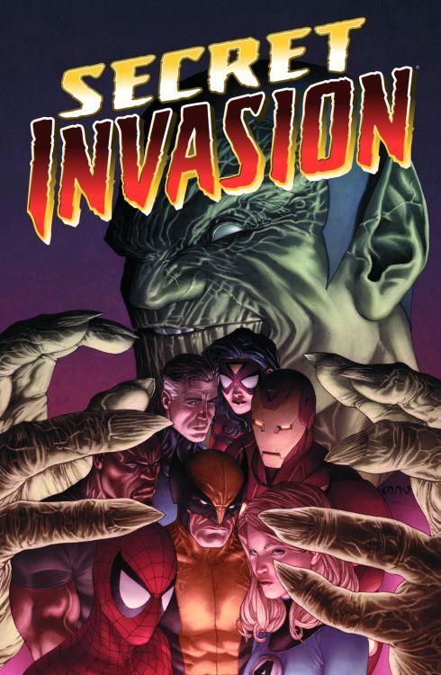 Secret Invasion 1 Variant