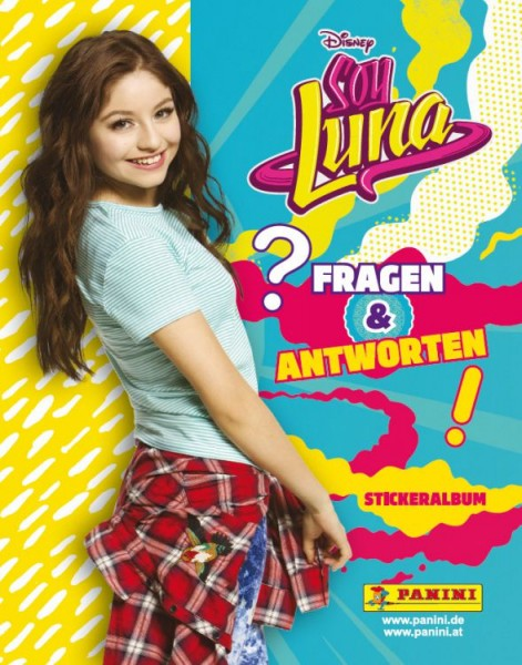 Disney - Soy Luna - Stickerkollektion - Album
