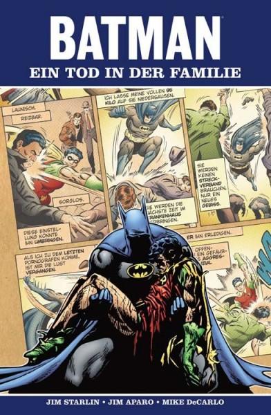 Batman - Ein Tod in der Familie