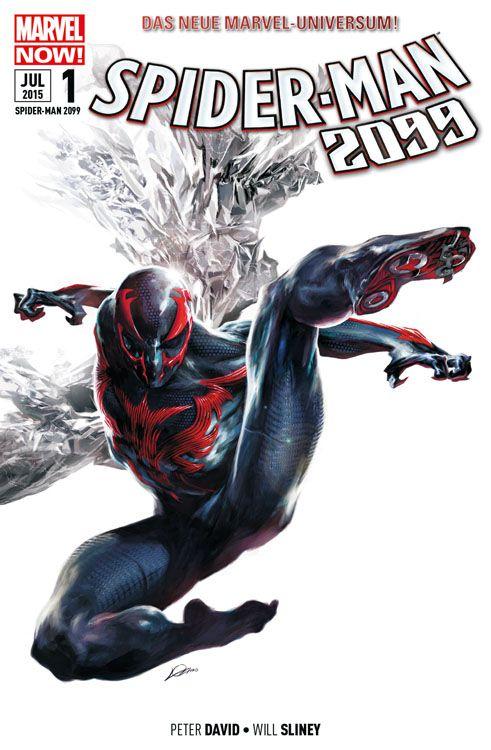 Spider-Man 2099 Sonderband 1