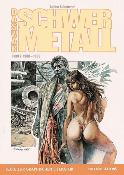 Das war Schwermetall 2 1988-1999 Cover