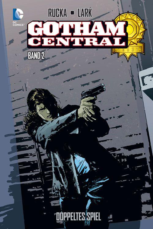 Gotham Central 2: Doppeltes Spiel